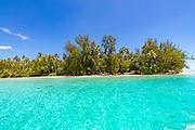 Motu Tiahura, Moorea, French Polynesia