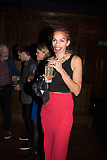 ELLA LETANG, The launch of HI-NOON a photography exhibition at Tramp, London. 29 October 2019