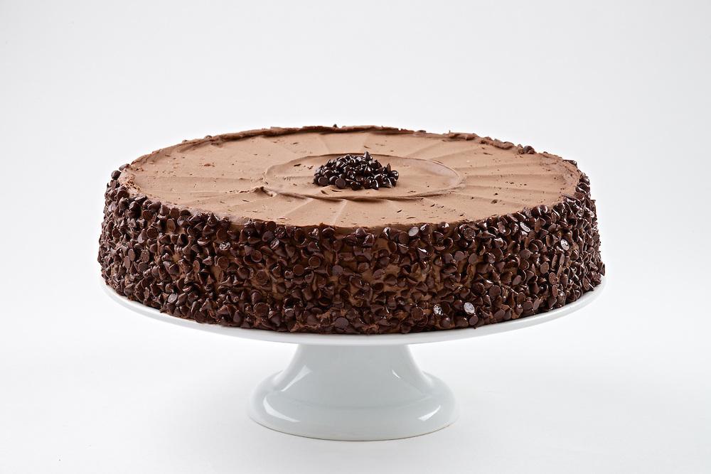 Carnegie Deli's Chocolate Torte Cheese Cake