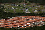 Cuiaba_MT, Brasil.<br /> <br /> Imagem aerea de conjuntos habitacionais em Cuiaba, Mato Grosso.<br /> <br /> Aerial view of housing state in Cuiaba, Mato Grosso.<br /> <br /> Foto: LEO DRUMMOND / NITRO