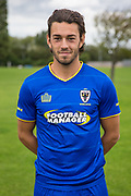 Will Nightingale during the AFC Wimbledon Photocall 2017 at the Kings Sports Ground, New Malden, United Kingdom on 1 August 2017. Photo by Shane Healey.