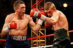December 6, 2007: Yuri Foreman vs Andrey Tsurkan