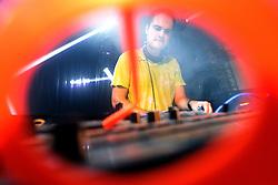 Andre Sarate no e-Planet do Planeta Atlântida 2014/RS, que acontece nos dias 07 e 08 de fevereiro de 2014, na SABA, em Atlântida. FOTO: Itamar Aguiar/ Agência Preview