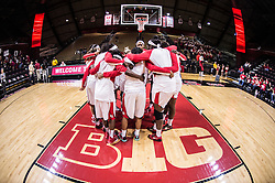 The Rutgers Scarlet Knights take on the Arkansas Razorbacks at the RAC on Sunday afternoon, December 6, 2015.<br /> (Ben Solomon/Rutgers Athletics)