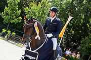 Severo Jurado Lopez - Furst William<br /> Longines FEI/WBFSH World Breeding Dressage Championships for Young Horses 2016<br /> © DigiShots