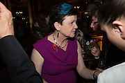 BARONESS NEVILLE-ROLFE, The launch of the 1939 Register, hosted by The National Archives and Findmypast to celebrate one of the most important documents in modern British history. POMPADOUR BALLROOM, HOTEL CAFÉ ROYAL<br /> 68 Regent Street, London. 3 November 2015