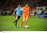 2010 World Cup Semi Final - Uruguay v Netherlands