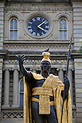 Statue of King Kamehameha the Great.