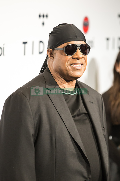 Stevie Wonder attends TIDAL X: Brooklyn at Barclays Center of Brooklyn on October 17, 2017 in New York City. (Photo by Joe Russo / imageSPACE).