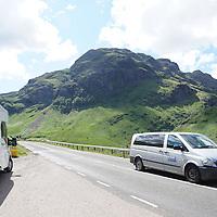 Glen Coe, the Highlands , Scotland