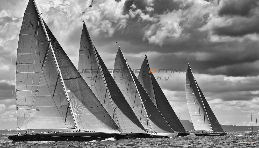 The SuperYacht Cup 2013, day 4  coastal race