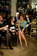 SOPHIA NEOPHITOU; YASMIN LE BON;  . The Launch of the Lanvin store on Mount St. Presentation and cocktails.  London. 26 March 2009