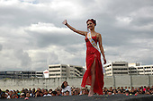 Colombia Prison Pageant