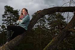 23-12-2013 VOLLEYBAL: PORTRET SUUS ZIJL-LUTTIKHUIS: HOENDERLOO<br /> Suus Luttikhuis <br /> &copy;2013-FotoHoogendoorn.nl