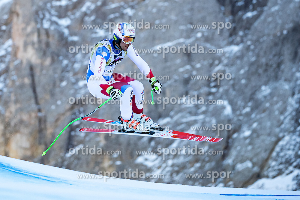 16.12.2016, Saslong, St. Christina, ITA, FIS Ski Weltcup, Groeden, Super G, Herren, im Bild Carlo Janka (SUI) // Carlo Janka of Switzerland in action during men's SuperG of FIS Ski Alpine World Cup at the Saslong race course in St. Christina, Italy on 2016/12/16. EXPA Pictures © 2016, PhotoCredit: EXPA/ Johann Groder