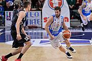 DESCRIZIONE : Campionato 2015/16 Serie A Beko Dinamo Banco di Sardegna Sassari - Dolomiti Energia Trento<br /> GIOCATORE : Matteo Formenti<br /> CATEGORIA : Palleggio Contropiede<br /> SQUADRA : Dinamo Banco di Sardegna Sassari<br /> EVENTO : LegaBasket Serie A Beko 2015/2016<br /> GARA : Dinamo Banco di Sardegna Sassari - Dolomiti Energia Trento<br /> DATA : 06/12/2015<br /> SPORT : Pallacanestro <br /> AUTORE : Agenzia Ciamillo-Castoria/L.Canu