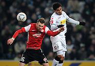 Fussball Bundesliga 2011/12: Borussia Moenchengladbach - FSV Mainz 05