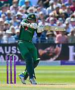 Imam-ul-Haq of Pakistan batting during the third Royal London One Day International match between England and Pakistan at the Bristol County Ground, Bristol, United Kingdom on 14 May 2019.