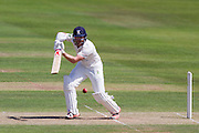 Mark Stoneman  (Durham County Cricket Club) in action during the LV County Championship Div 1 match between Durham County Cricket Club and Yorkshire County Cricket Club at the Emirates Durham ICG Ground, Chester-le-Street, United Kingdom on 30 June 2015. Photo by George Ledger.