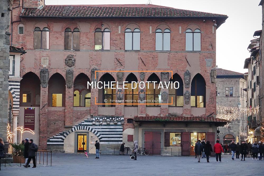 Palazzo dei Vescovi, Pistoia Capitale della Cultura italiana 2017