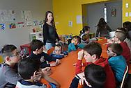 15/03/16 - SAINT AMANT ROCHE SAVINE - PUY DE DOME - FRANCE - Centre de loisirs intercommunal du Haut Livradois - Photo Jerome CHABANNE