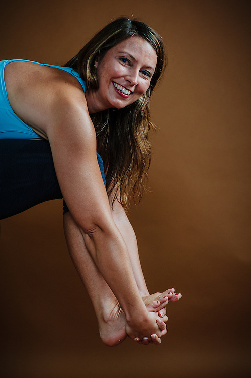 SAVAGE, MD -- 8/23/14 -- Jen Kendz, instructor …by André Chung #AC1_0953