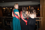 MARINA MARTYN HEMPHILL; CAROLINE COLACICCHI; LILY HORNSBY CLARK, THE 35TH WHITE KNIGHTS BALLIN AID OF THE ORDER OF MALTA VOLUNTEERS' WORK WITH ADULTS AND CHILDREN WITH DISABILITIES AND ILLNESS. The Great Room, Grosvenor House Hotel, Park Lane W1. 11 January 2014