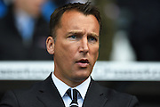 Derby County Manager Darren Wassall during the Sky Bet Championship match between Derby County and Sheffield Wednesday at the iPro Stadium, Derby, England on 23 April 2016. Photo by Jon Hobley.