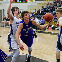 02-25-16 Berryville Sr. Boys vs Ozark