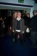 DON BOYD, Happy-Go-Lucky directed by Mike Leigh film premiere at the Odeon, Camden. Afterwards party at The Proud Gallery, Camden. London. 14 April 2008.  *** Local Caption *** -DO NOT ARCHIVE-© Copyright Photograph by Dafydd Jones. 248 Clapham Rd. London SW9 0PZ. Tel 0207 820 0771. www.dafjones.com.