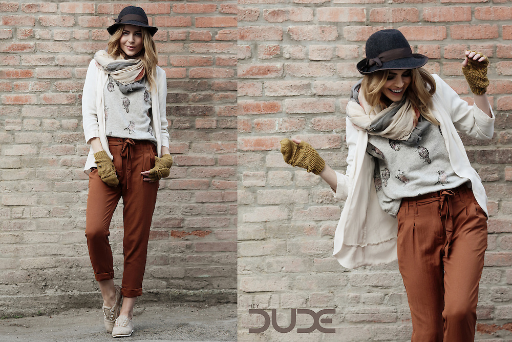 Hey DUDE Fall 2012 campaign.