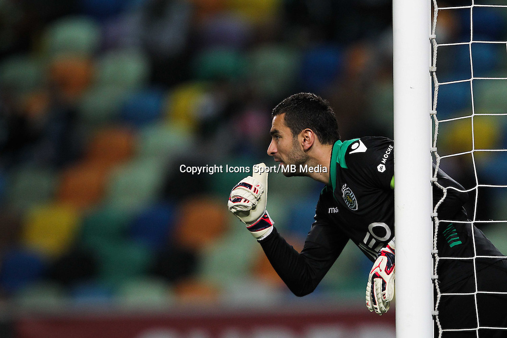Rui Patricio - 09.03.2015 - Sporting / Penafiel - Liga Sagres<br /> Photo : Carlos Rodrigues / Icon Sport