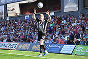 Grimsby Town's Elliott Whitehouse(10) during the EFL Sky Bet League 2 match between Grimsby Town FC and Port Vale at Blundell Park, Grimsby, United Kingdom on 24 August 2019.