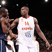 Pre-Olympic: France vs Spain