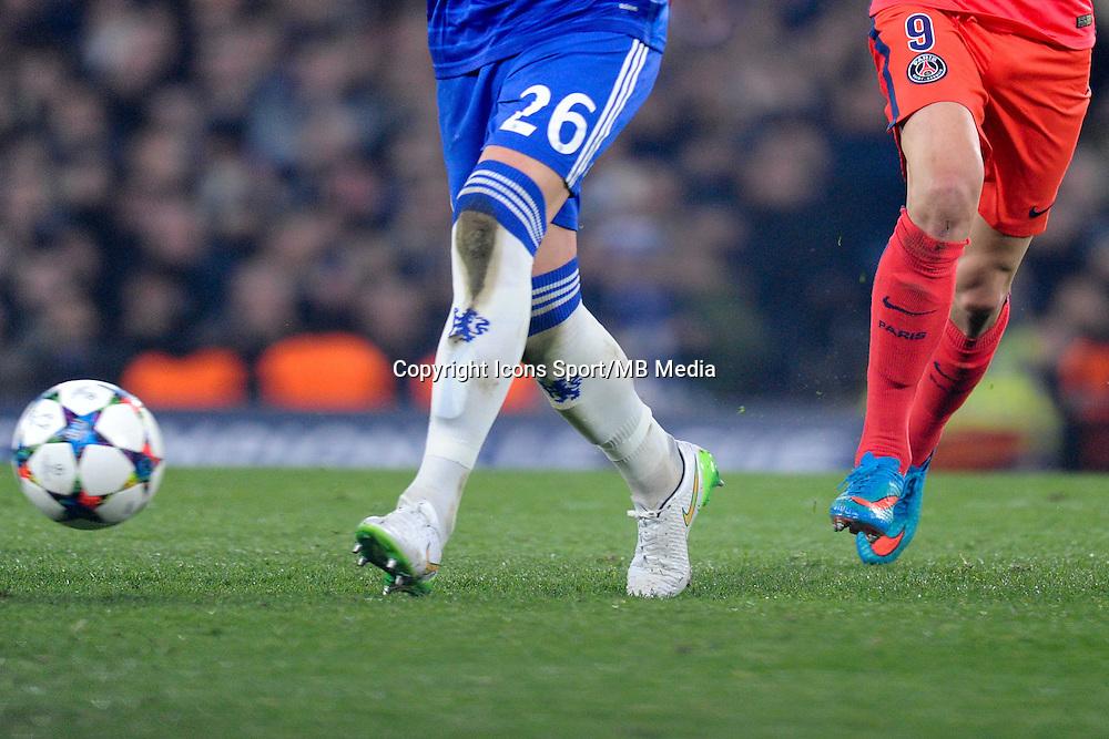 Illustration Chelsea / PSG - 11.03.2015 - Chelsea / Paris Saint Germain - 1/8Finale Champions League<br />Photo : Johnny Fidelin / Icon Sport