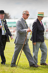 © Licensed to London News Pictures. 14/07/2015. Harrogate, UK. Prince Charles & Camilla visiting the 157th Great Yorkshire Show that opened today in Harrogate. Photo credit : Andrew McCaren/LNP