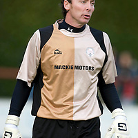 Brechin City FC....Season 2009-10<br /> Craig Nelson<br /> Picture by Graeme Hart.<br /> Copyright Perthshire Picture Agency<br /> Tel: 01738 623350  Mobile: 07990 594431