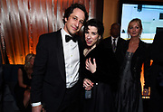 Co-head of production of FOX David Greenbaum, left, and Sally Hawkins attend FOX 2018 Golden Globes After Party at The Beverly Hilton on Sunday, January 7, 2018, in Beverly Hills, Calif. (Photo by Jordan Strauss/JanuaryImages/Invision/AP)