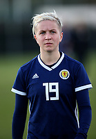 International Women's Friendly Matchs 2019 / <br /> Scotland v Iceland 1-2 ( La Manga Club - Cartagena,Spain ) - <br /> Lana Clelland of Scotland