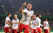 Fussball DFB Pokal 2013/2014: Hamburger SV - Greuther Fuerth