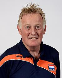 21-05-2014 NED: Selectie Nederlands volleybal team vrouwen, Arnhem<br /> Op Papendal werd het Nederlands team volleybal seizoen 2014-2015 gepresenteerd / Tom Berwers