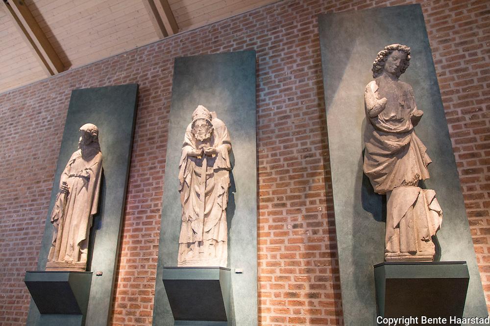 Jakten på erkebiskopens mynt. Familietilbud i museet i Erkebispegården.