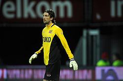 03-04-2010 VOETBAL: AZ - FC UTRECHT: ALKMAAR<br /> FC Utrecht verliest met 2-0 van AZ / Joey Dudilica<br /> ©2010-WWW.FOTOHOOGENDOORN.NL