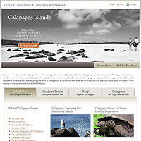 Geographic Expeditions Website 2015