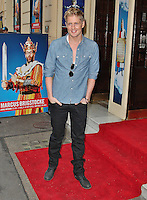 LONDON - July 31: Gerard McCarthy at the Spamalot Press Night (Photo by Brett D. Cove)