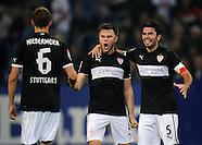 Fussball Bundesliga 2012/13: Hamburger SV - VFB Stuttgart