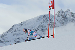09.12.2012, Engiadina Rennstrecke, St. Moritz, SUI, FIS Ski Alpin Weltcup, Riesenslalom, Damen, 1. Lauf, im Bild Dominique Gisin (SUI) // in action during 1st run of ladies Giant Slalom of FIS ski alpine world cup at the Engiadina course, St. Moritz, Switzerland on 2012/12/09. EXPA Pictures © 2012, PhotoCredit: EXPA/ Freshfocus/ Urs Lindt..***** ATTENTION - for AUT, SLO, CRO, SRB, BIH only *****