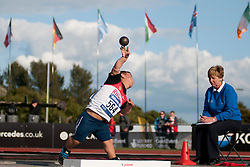SHKULKA Yan, 2014 IPC European Athletics Championships, Swansea, Wales, United Kingdom