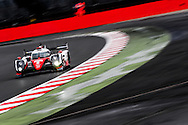 Toyota Gazoo Racing | Toyota TS050 Hybrid | with drivers |Stéphane Sarrazin | Mike Conway | Kamui Kobayashi | 2016 FIA World Endurance Championship | Silverstone Circuit | England |17 April 2016. Photo by Jurek Biegus.