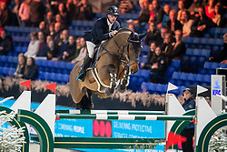 De Wit Thomas, BEL, Tools Dw Z<br /> Jumping Mechelen 2019<br /> © Hippo Foto - Dirk Caremans<br />  26/12/2019